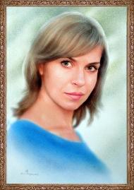 Портреты красивых девушек карандашом фото